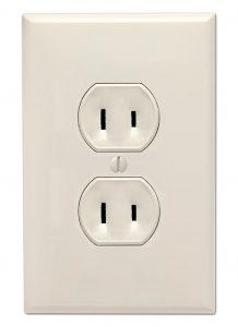 electricity - type A (socket)