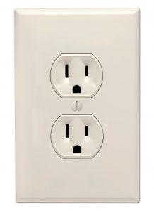 electricity - type B (socket)
