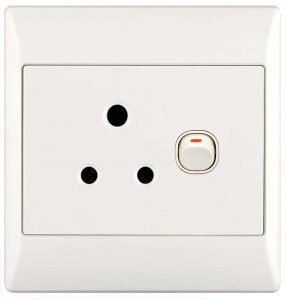 electricity - type D (socket)