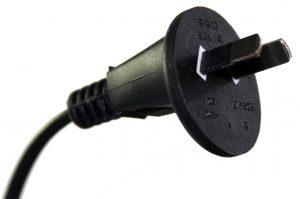 electricity - type I (plug class II) 1