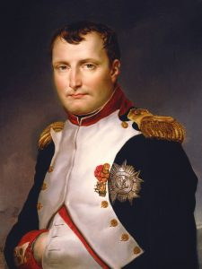 French Emperor Napoleon Bonaparte (1812)