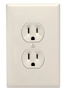 electricity - type B (socket)