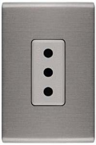 electricity - type L (socket, single)