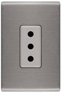 electricity - type L (socket, single)